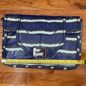 Rebecca Minkoff Snakeskin Shoulder Bag